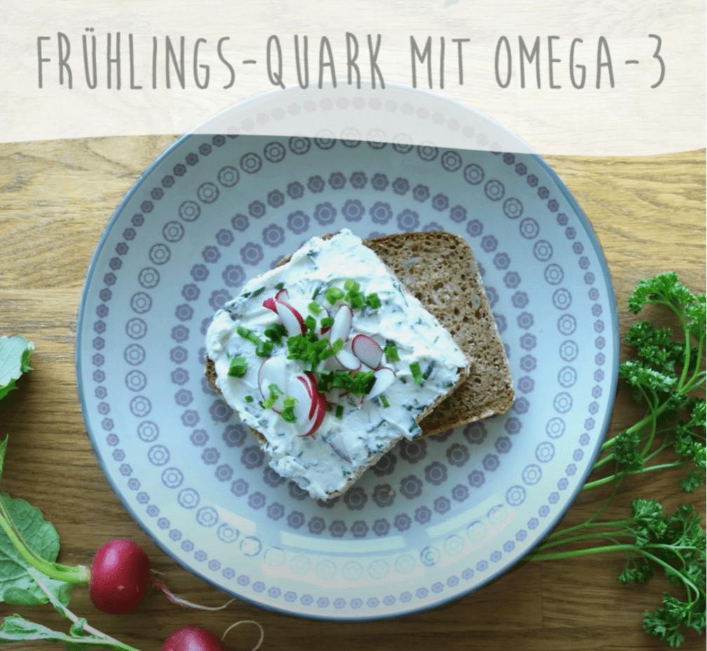 Fruehlings Quark Mit Omega3
